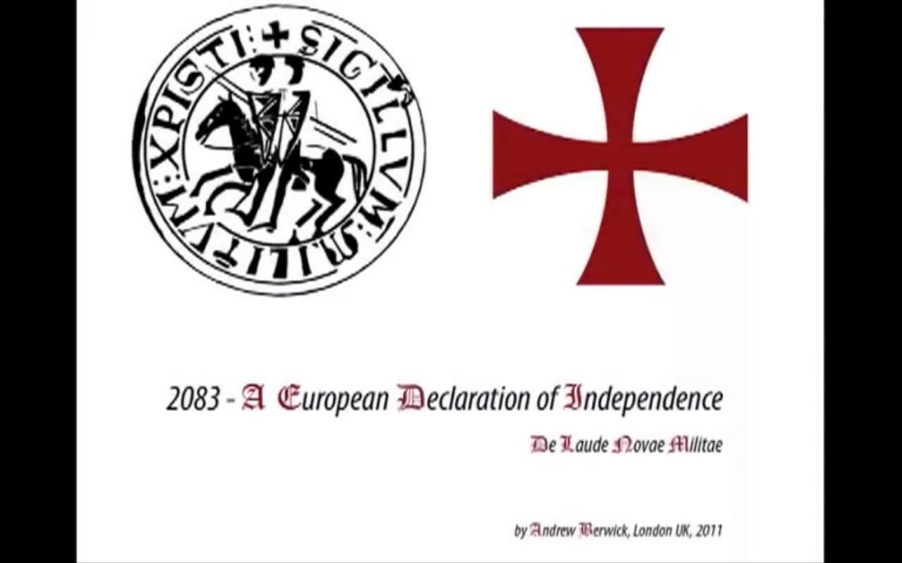 光明會 錫安長老會 聖羅馬帝國和NWO 及森遜密碼驗證: 挪威殺手背後的共濟會象徵主義