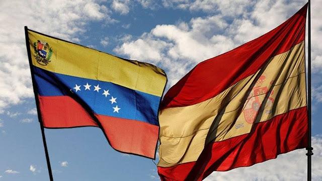 Venezuela y España anunciaron que restablecerán relaciones diplomáticas