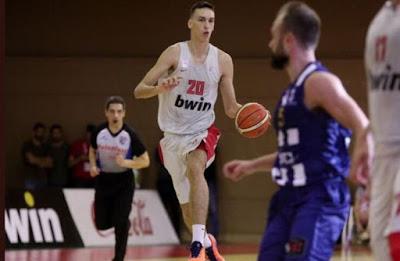 Aleksej Pokusevski - Olympiacos