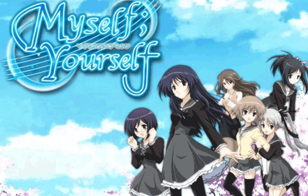 Anime Drama Romance Terbaik - Myself; Yourself