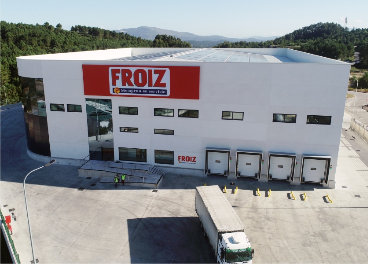 Froiz inaugura su nueva planta de congelados