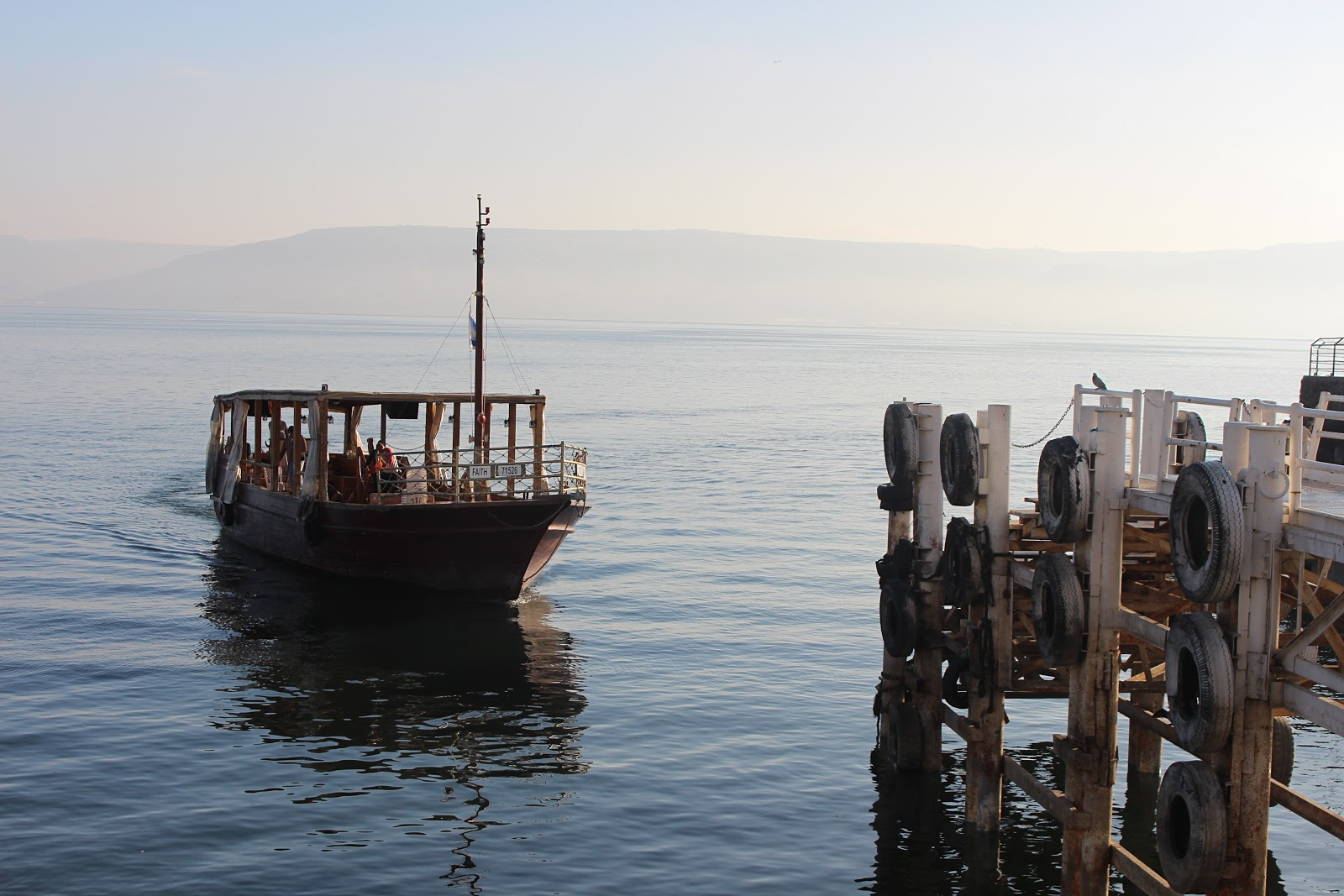 Sea of Galilee: Things To Do in Israel