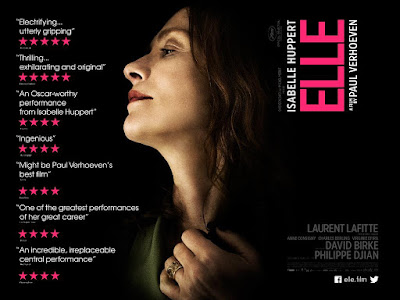 Elle Movie Poster 3