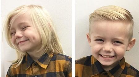 14 Model Rambut Anak Laki Laki Keren 3-7 Tahun Jaman ...