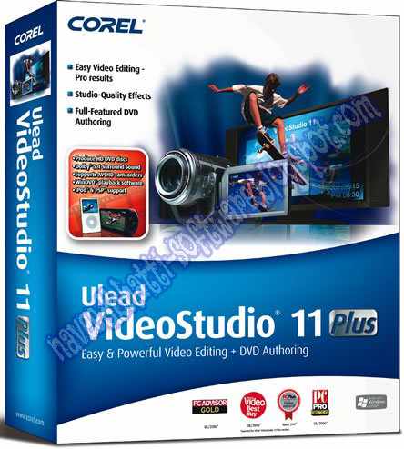 free  ulead video studio 11 serial key