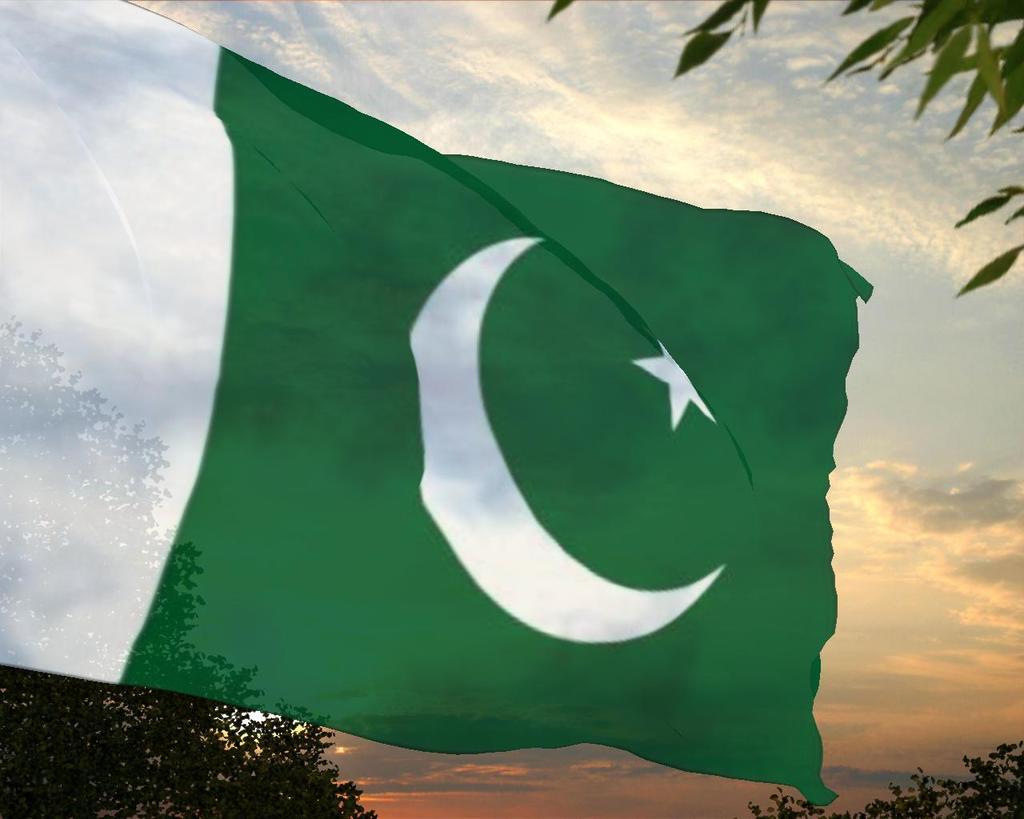 Hd Wallpapers Fine Pakistani Flag High Resolution Hd -8532