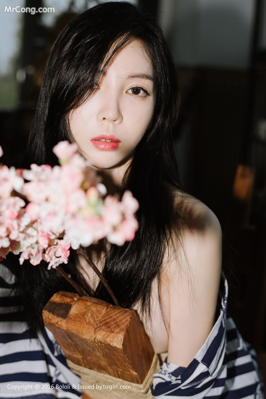Image BoLoli-2017-09-17-Vol.118-Bebe-Kim-MrCong.com-023 in post BoLoli 2017-09-17 Vol.118: Người mẫu Bebe_Kim (48 ảnh)