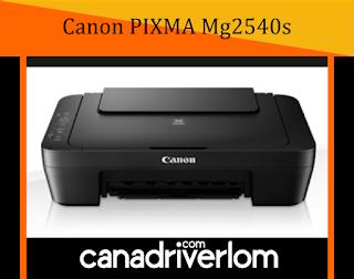 Canon PIXMA MG2540s Driver Download - Mac, Windows, Linux