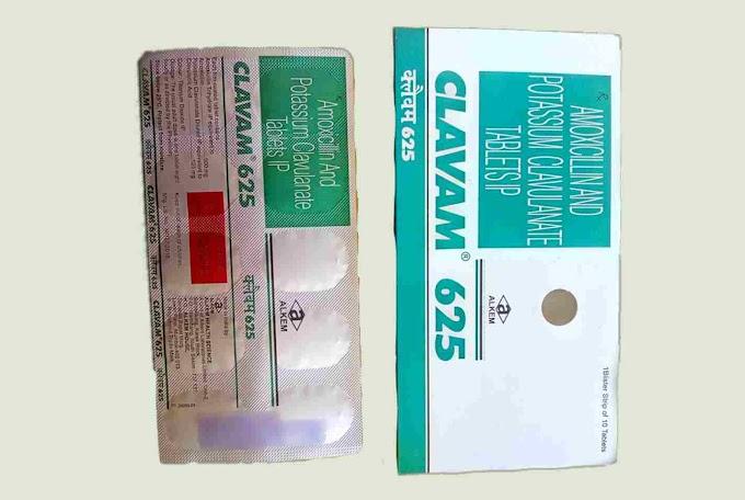 Clavam 625 Tablet: गले के संक्रमण की दवा, उपयोग In Hindi