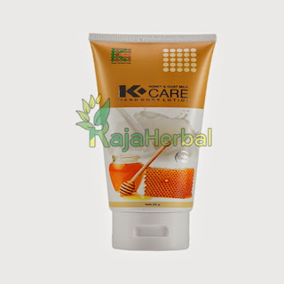 K-Care Honey & Goat Milk Hand & Body Lotion
