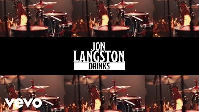 Drinks Lyrics - Jon Langston