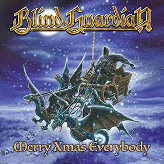"Το single των Blind Guardian ""Merry Xmas Everybody"""