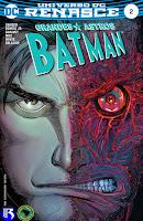 DC Renascimento: Grandes Astros - Batman #2