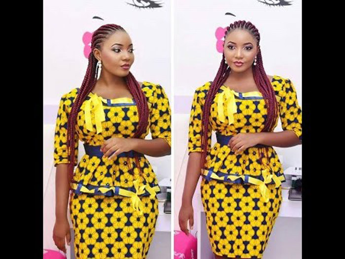 50 Pictures Of The Latest Ovation Ankara Fashion Styles In 2017