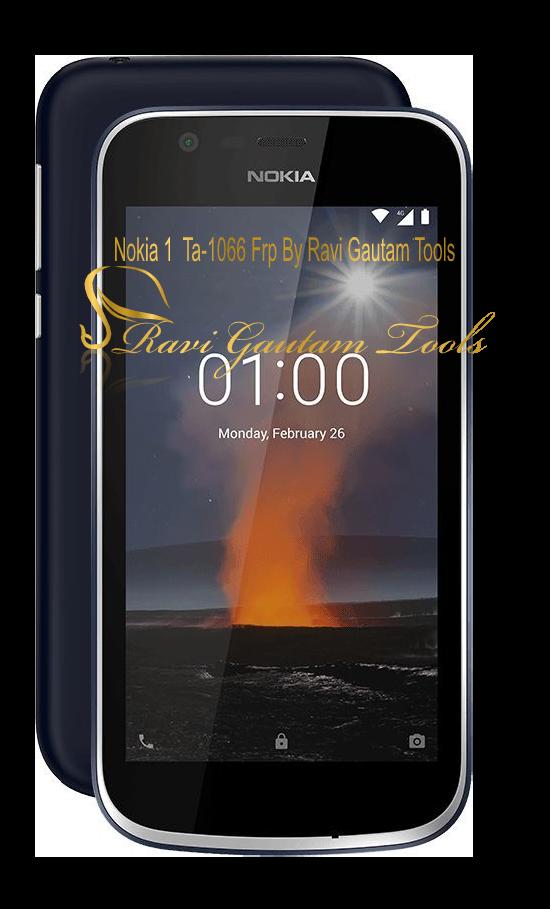 Nokia 1 TA1066 Frp By Ravi Gautam Tools