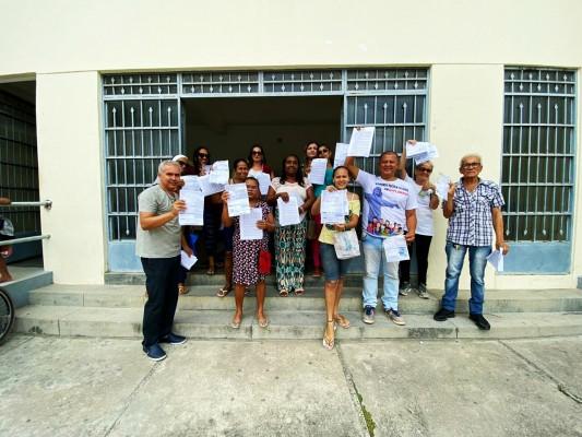 ESPLANADA: Após protestos, Embasa promete cancelar cobranças indevidas apresentadas por populares