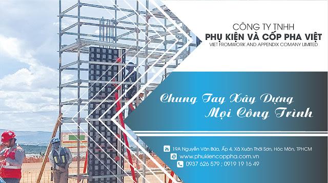 Cốp Pha Việt 19A Nguyễn Văn Bứa, Xuân Thới Sơn, Hóc Môn