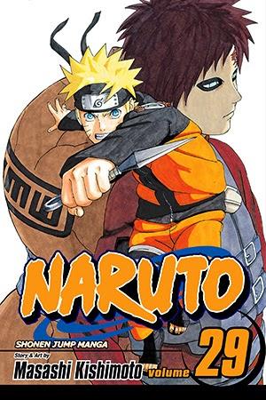 Naruto Tomo 29