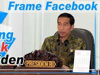 Frame FB Selfie/Wefie dengan Bapak Presiden RI
