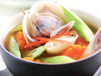 Các món súp khai vị ngon