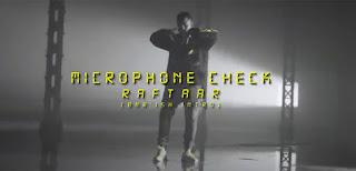 Microphone Check Lyrics in English – Raftaar