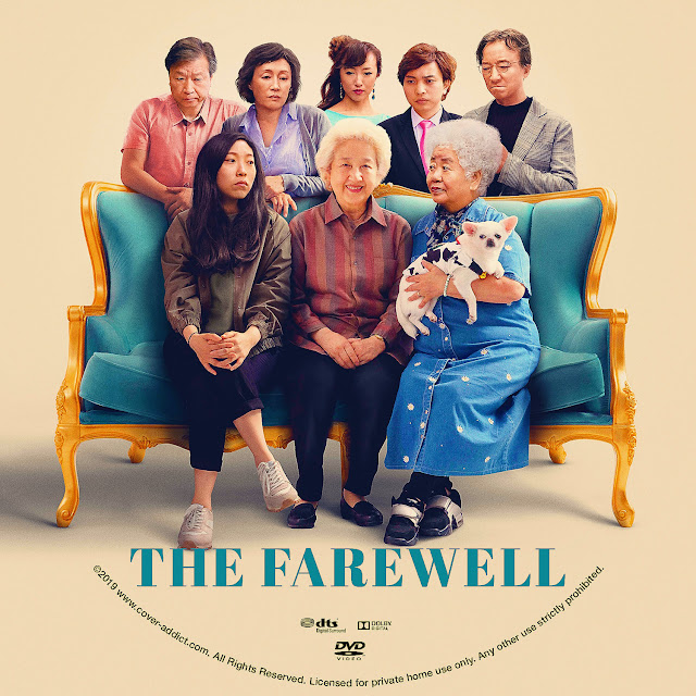 The Farewell DVD Cover