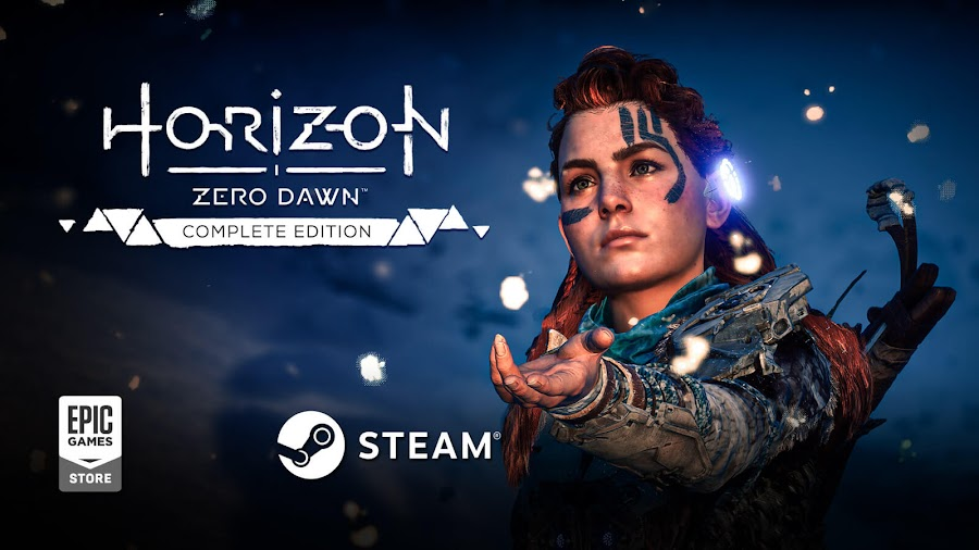 horizon zero dawn complete edition pc release date summer 2020 guerrilla games action rpg game ps4 aloy