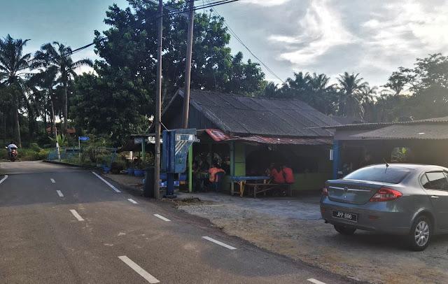 Mee Bandung  Kampung Sepakat, Senai Is So Delicious.
