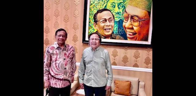 Kegelisahaan Mahfud MD Sudah Dijawab Rizal Ramli