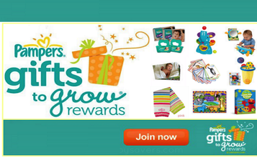 Pampers Rewards Free Points Codes