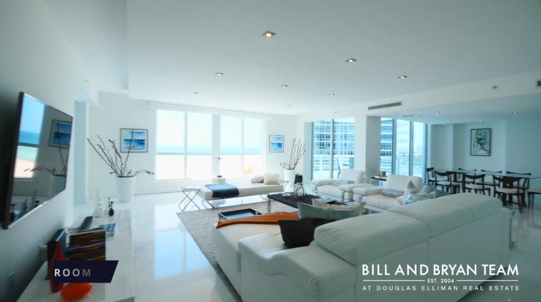 30 Photos vs. Tour 3801 Collins Ave #1503, Miami Beach, FL Interior Design