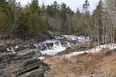 St. Louis River, downstream of proposed PolyMet mine