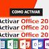 Como Activar de Manera Permanente Todos Los Office 2013/2016/2019