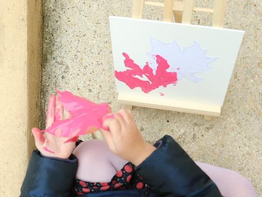 bricolage d'automne maternelle