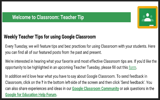 A Good Resource To Help You Integrate Google Classroom In Your