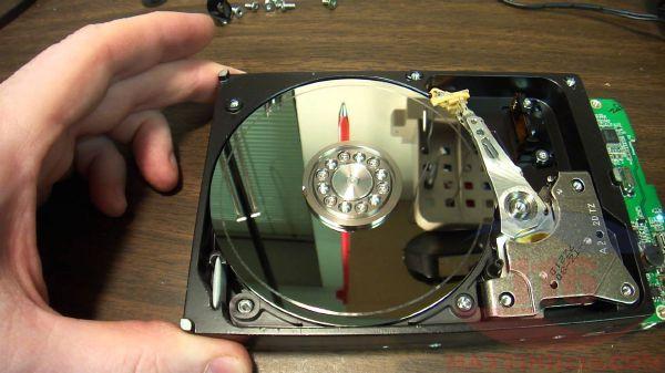 Sửa ổ cứng laptop máy tính camera SSD bị hỏng