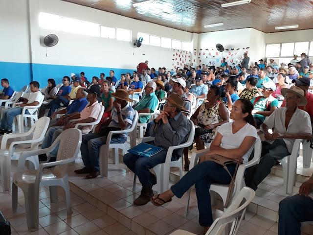 Prefeitura de Cristópolis lança o primeiro Plano Diretor Participativo do município(PDP)