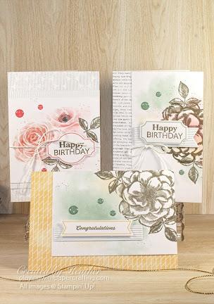 kit collection - sentimental rose card kit 1