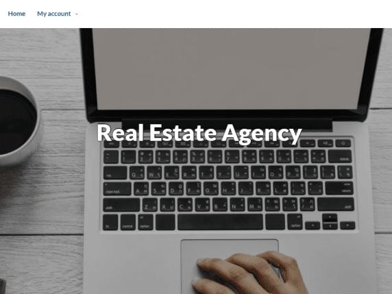 WordPress Tema-Real Estate Agency