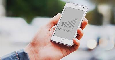 Tips Mengatasi Sinyal Android Lemah
