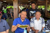 AHY Promosikan Kuliner Khas Manado