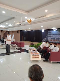 Terkait Integrasi Pelindo, Pelabuhan Tanjung Priok Siapkan  Potensi Jalankan Sistem Klaster