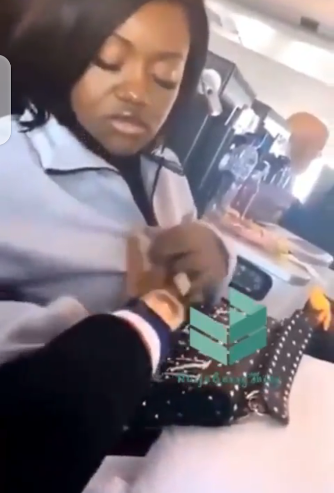 Reactions as old videos of Davido fondling Chioma's chest resurface