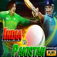 Play India Vs Pakistan Cricket Game