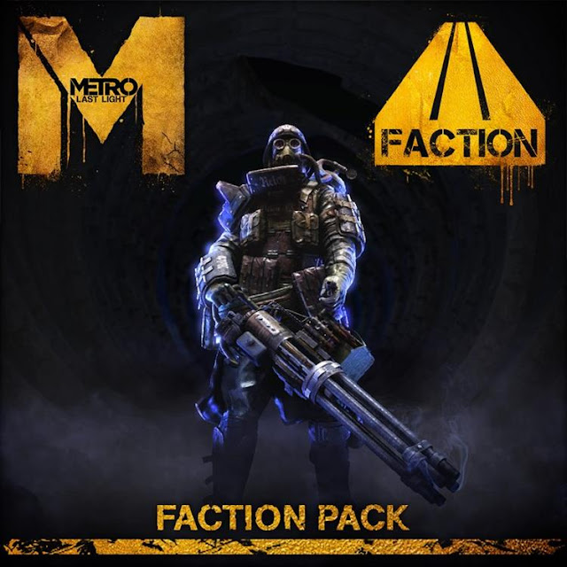 The Faction Pack DLC