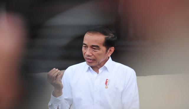 Pesan Jokowi: Aparat Jangan ''Sensi''