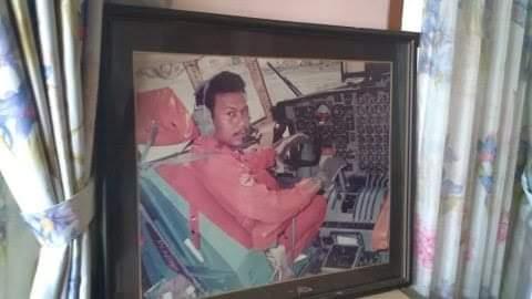 Capt Afwan Ternyata Mantan Penerbangan Pesawat TNI AU
