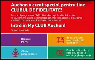 pareri myclub auchan forum carduri de fidelitate