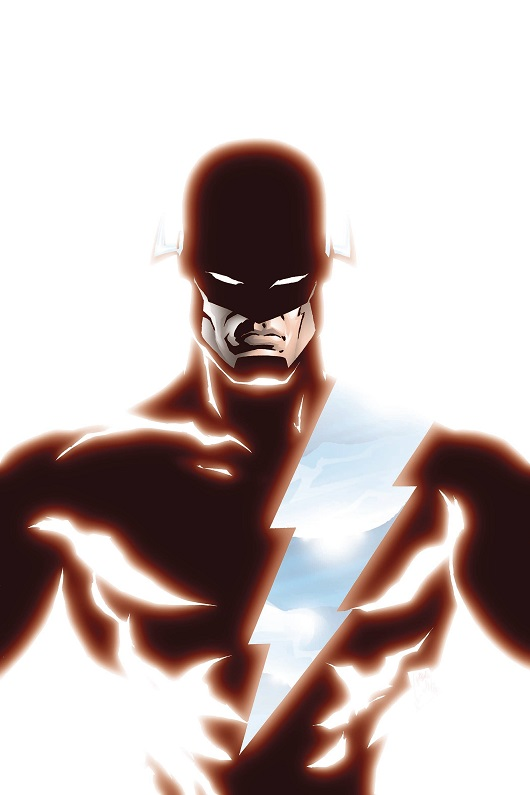 Cover of Flash by Mark Waid Vol 8 TP