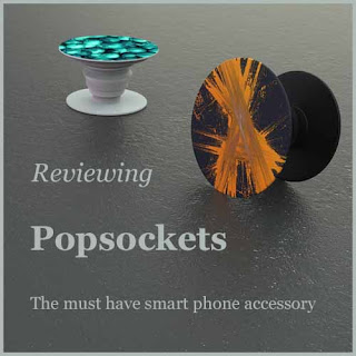 Reviewing Popsockets the smart phone accessory you never knew you needed!
